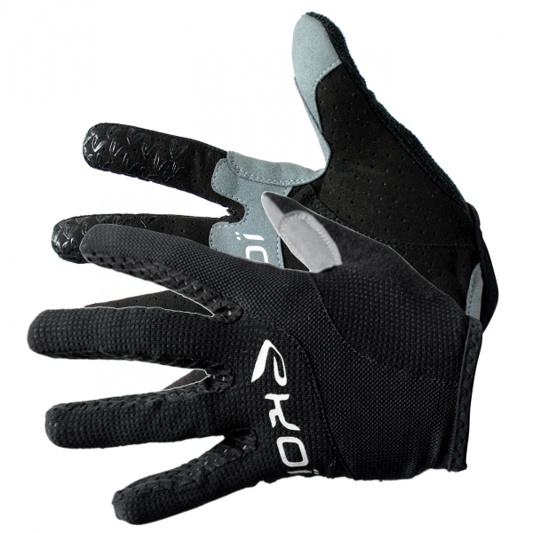 EKOI MTB XC Light Black Gloves