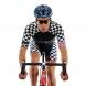 Maillot EKOI World Cycling 2016 noir