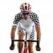 Cuissard EKOI World Cycling 2016 Gel blanc