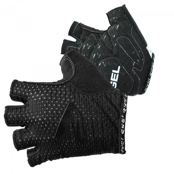 EKOI GEL Proteam zomerhandschoenen zwart