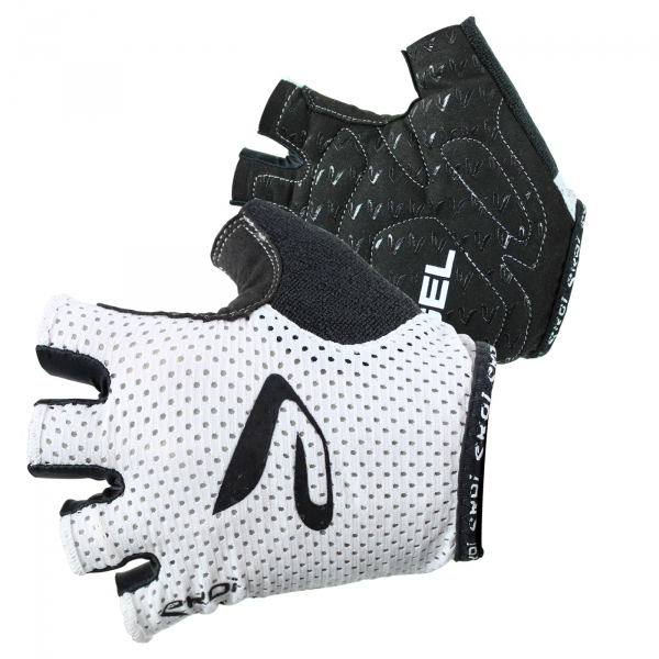 EKOI GEL Proteam White SUMMER GLOVES