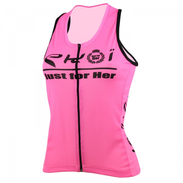 Tank Top EKOI lady JUST FOR HER 2016 Neon Pink
