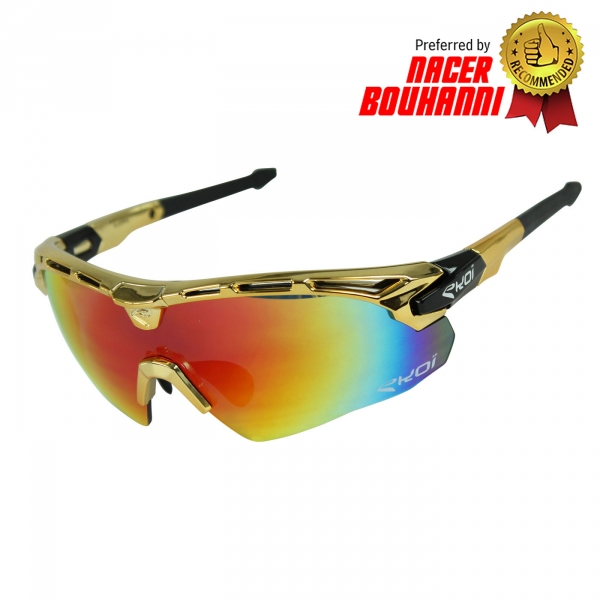 Guerra EKOI GOLD LTD Revo rouge
