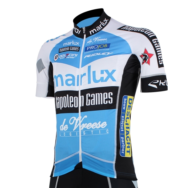 Marlux Napoleon Games Cycling Team Jersey