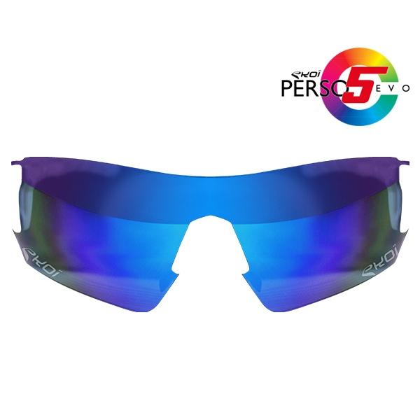 Lente PERSOEVO5 Revo Azul Cat3