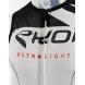Maillot vélo sans manches EKOI ULTRALIGHT 2 blanc
