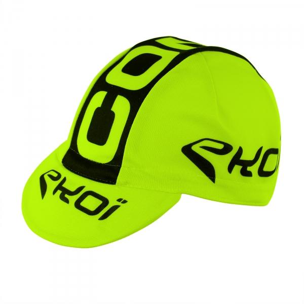 EKOI COMP8 2016 yellow fluo (under helmet) race cap