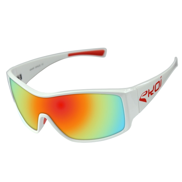 EKOI SPACE white sunglasses