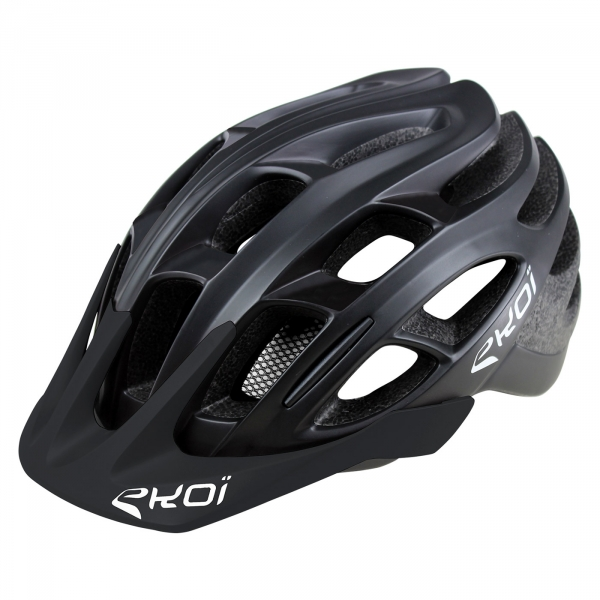 Capacete EKOI MTB First One Preto mate