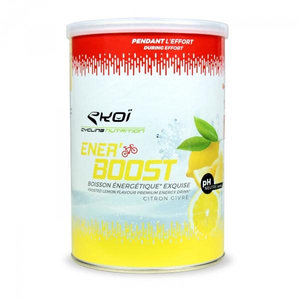 Sitruunaenergiajuoma Ener Boost