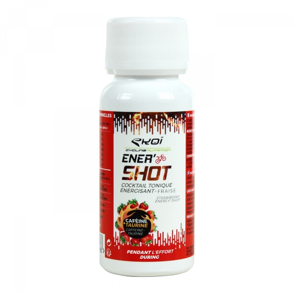 Ener Shot Fraise