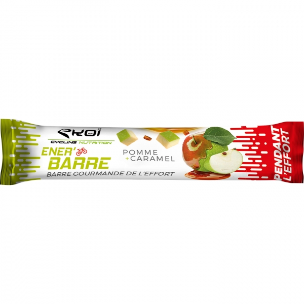 APPLE & CARAMEL ENER BAR
