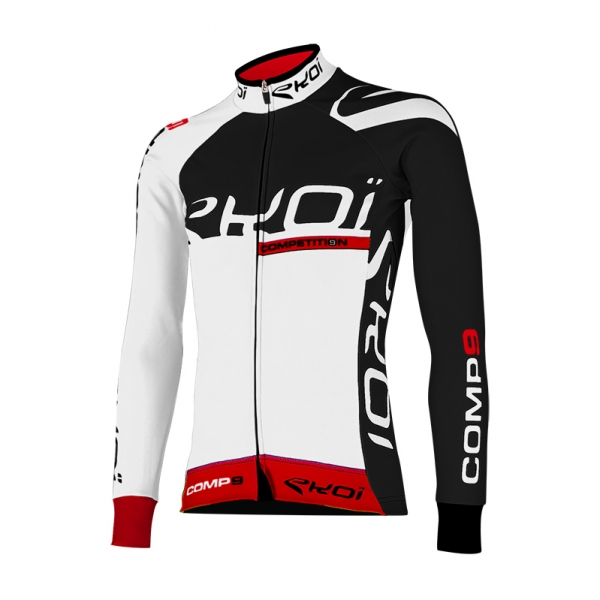 Winter jersey EKOI Competition9 White