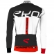 Maillot invierno EKOI Competition9 blanco
