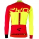 Maillot hiver EKOI Competition9 jaune fluo