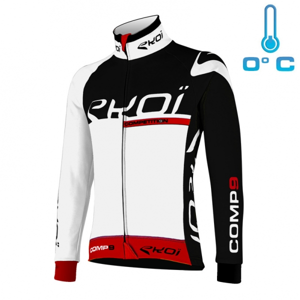 Thermal vest EKOI Competition9 white