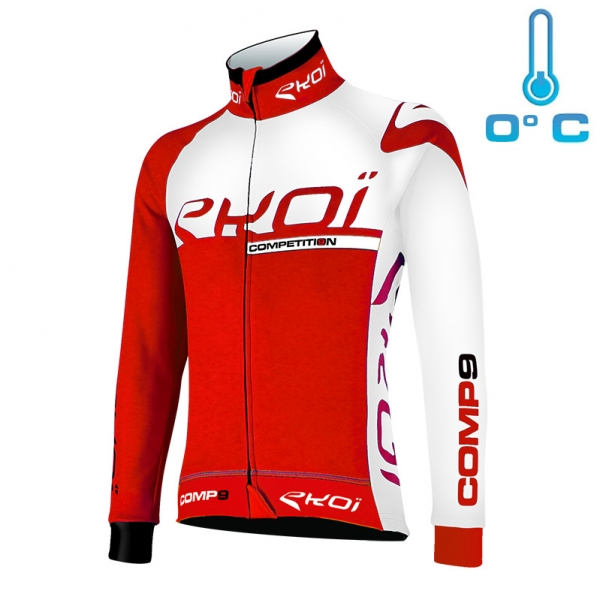 EKOI Competition9 red thermal jacket