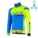 Veste thermique EKOI Competition9 bleu