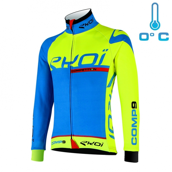 Thermal Jacke EKOI Competition9 Blau