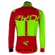 Thermal vest EKOI Competition9 Neon green