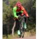 Veste thermique EKOI Competition9 vert fluo
