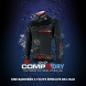 Veste thermique EKOI Competition9 Dry full black