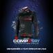 Veste thermique EKOI Competition9 Dry full black