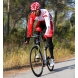 Collant EKOI Competition9 Aerosoto rouge