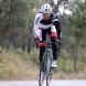 Culotte bike largo EKOI Competition9 Gel blanco