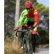 Bib tights EKOI Competition9 Gel Neon green