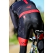 Culotte bike largo EKOI Competition9 Gel Dry full negro