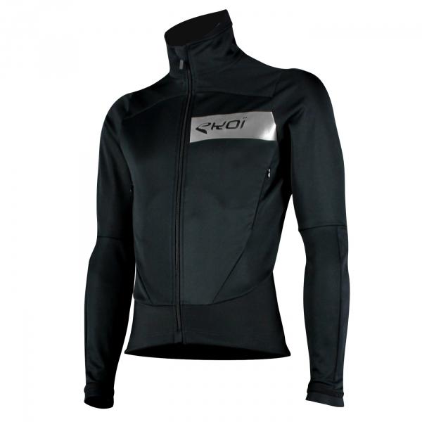 Bluza termiczna EKOI Black Chrome Elegance DRY