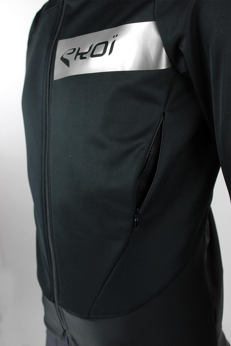 veste thermique ekoi black chrome elegance dry ekoi. Black Bedroom Furniture Sets. Home Design Ideas
