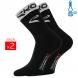 Winter socks EKOI COMP 2016 black white EKOI