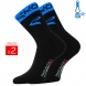 Winter socks EKOI COMP9 black bleu EKOI