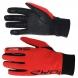 Winter Gloves EKOI Cold Red