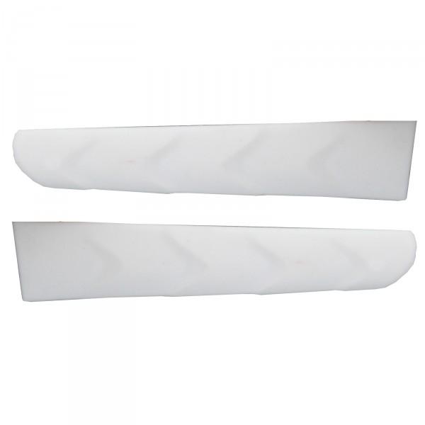 2-Pack hockeyender PERSOEVO hvid