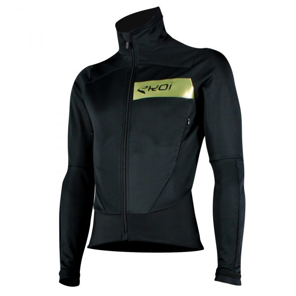EKOI Black and Gold Elegance Thermal Jacket