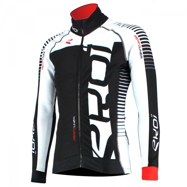 Thermal Jacket EKOI PERFOLINEA 2016 Black/White