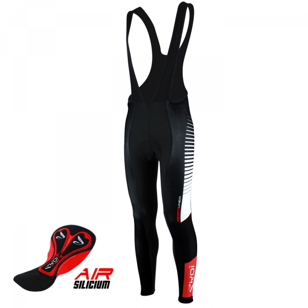 EKOI PERFOLINEA 2016 black/white gel bib tights