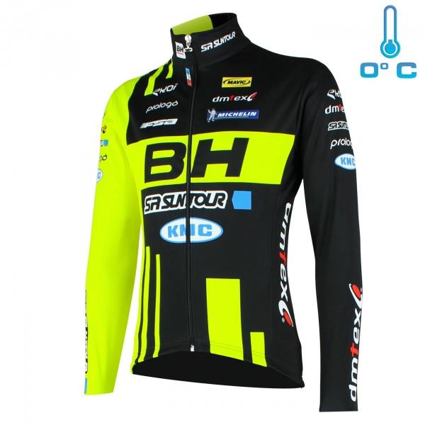 MTB Team BH SUNTOUR thermal jacket