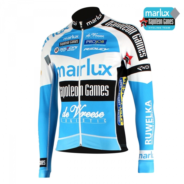 Winter Trikot MARLUX Napoleon Games