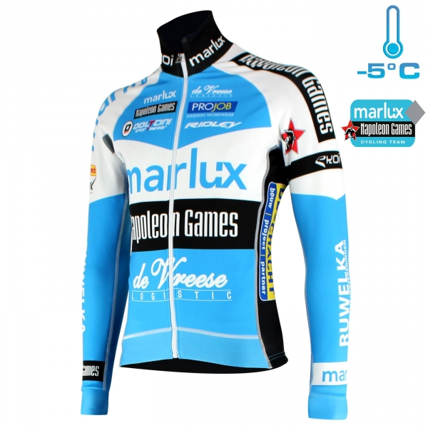 MARLUX Napoleon Games Team thermal jacket