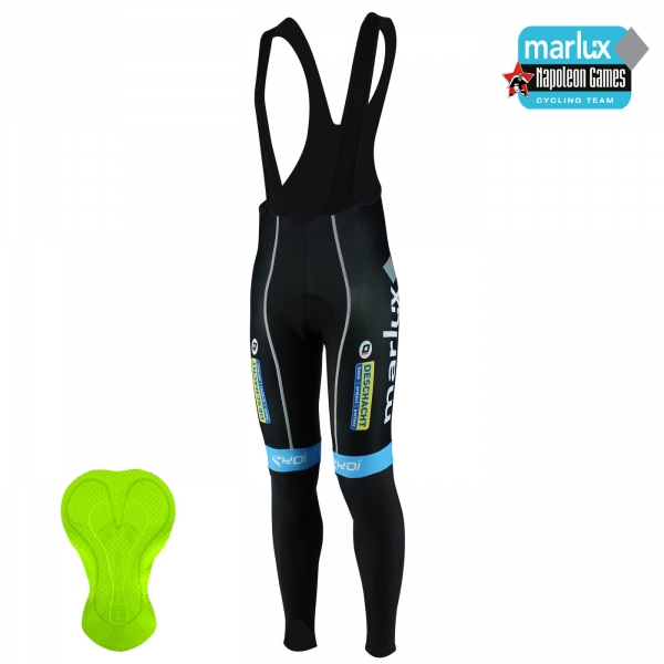 MARLUX Napoleon Games Team bib tights