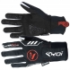 EKOI ALLOY black winter cycling gloves