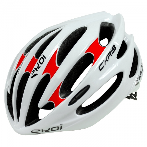 Casque EKOI CXR19 LTD Rouge