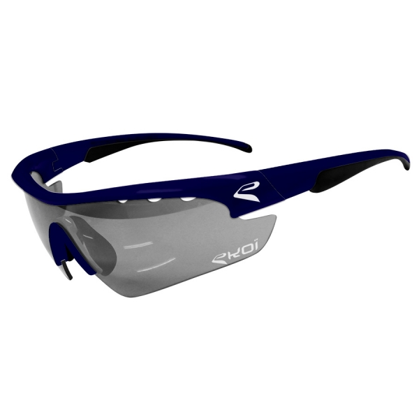 EKOI Multistrata Evo Limited edition French blue frame photochromic sunglasses
