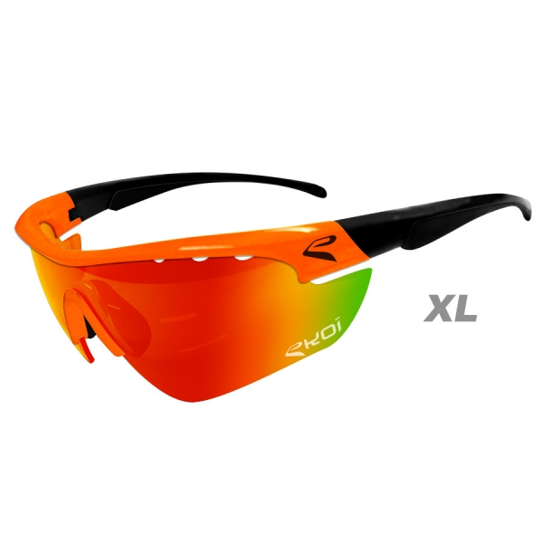 Multistrata Evo EKOI LTD XL Orange Noir Revo rouge