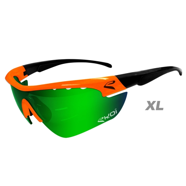 Multistrata Evo EKOI LTD XL Orange Noir Revo vert