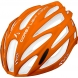 Casque EKOI CORSA LIGHT Orange fluo Blanc